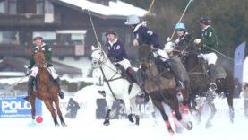 Snow Polo World Cup at Kitzbuhel