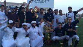 Dubai Cup Final – Mohammed Al Habtoor