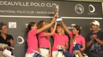 Lia Salvo – Deauville Ladies Polo Cup