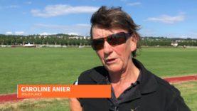 Q&A – Carolina Anier