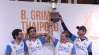 B. Grimm Thai Polo Master Final