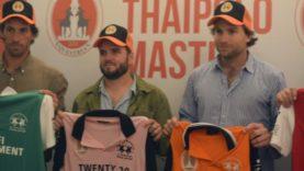 B. Grimm Thai Polo Master – Presentation at La Martina