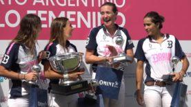 Mia Cambiaso – Women's Argentine Open Final 2018