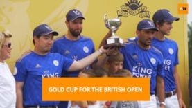 Ali Albwardy – Gold Cup Final for the British Open