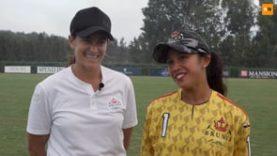 Q&A – Marianela Castagnola and Princess Azemah