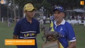 B. Grimm Thai Polo Masters – Imran & Mohamed Moiz