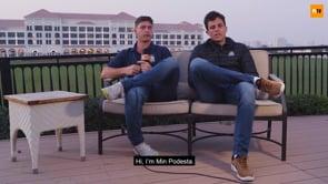 Ping Pong Habtoor Polo – Facundo Sola & Min Podestá