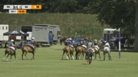 Rhonne Hill v MJVH – Knepp Castle Ladies Tournament