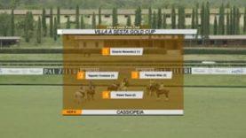 Villa a Sesta Gold Cup Final – Nautor's Swan v Cassiopeia