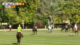 Emirates Polo Association Cup – Ankora Habtoor v Ghantoot A