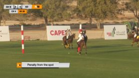 Sultan Polo Cup – Abu Dhabi v Ghantoot B