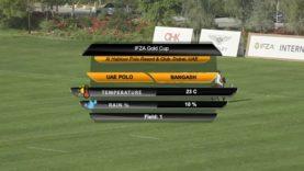 IFZA Gold Cup – QF UAE v Bangash