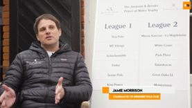 Jamie Morrison – Royal County of Berkshire PC