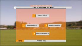 Copa Joseph McMicking: La Maroma vs Rhone Hill