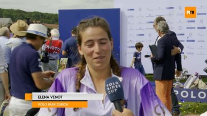Rider Polo Cup Final – Elena Venot