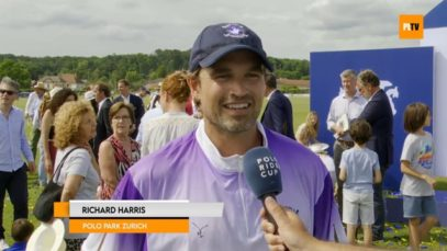 Rider Polo Cup Final – Richard Harris