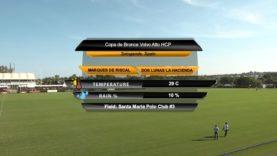 Final Copa de Bronce (Alto) – Marques de Riscal vs Dos Lunas La Hacienda