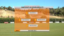 Campeonato De España Absoluto – Jaï v Electric Polo