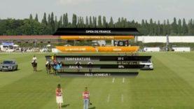 Open de France Final – La Magdeleine vs. Kazak